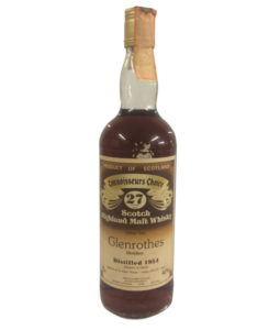 Glenrothes 27 Year Old, 1954 Connoisseurs Choice