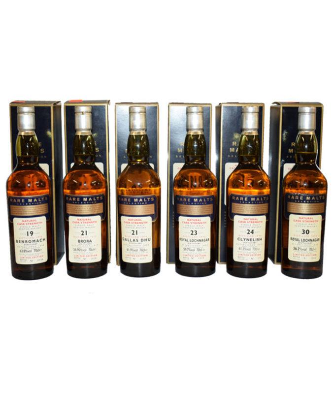 Rare Malts Selection (6 Bottles)