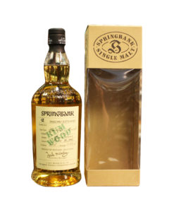 Springbank 12 Year Old