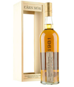 Celebration of the Cask by Morrison & Mackay, Caol Ila 1981