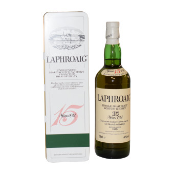 Laphroaig Islay Whisky