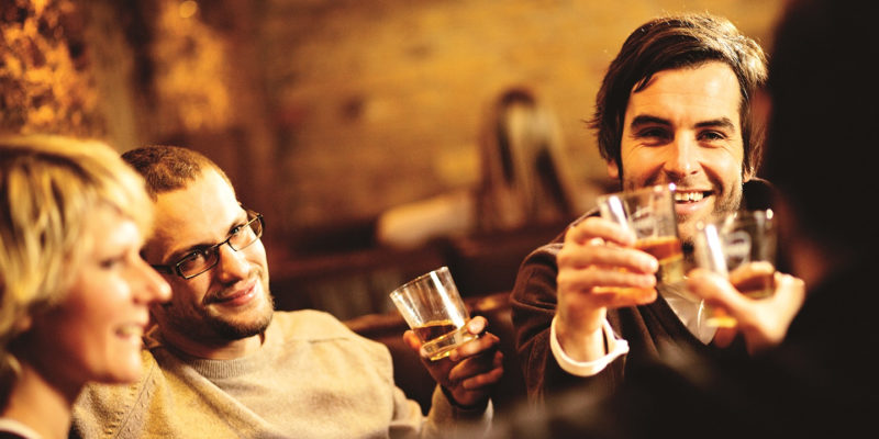Companionship of Whisky