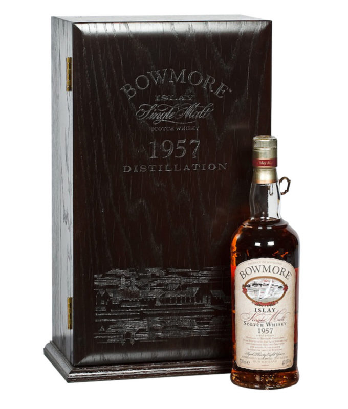 Bowmore 1957, 38 Year Old