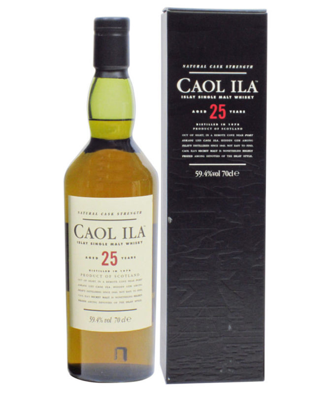 Caol Ila 25 Year Old, 1978