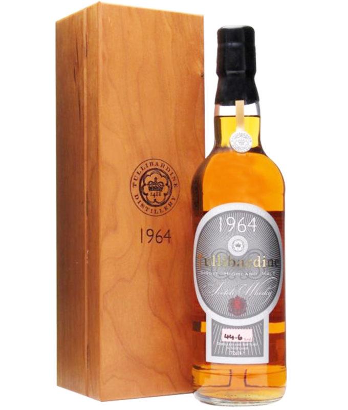 Tullibardine 1964, Official Bottle #125 163