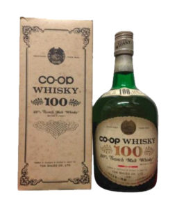 CO-OP Scotch Malt Whisky 100%