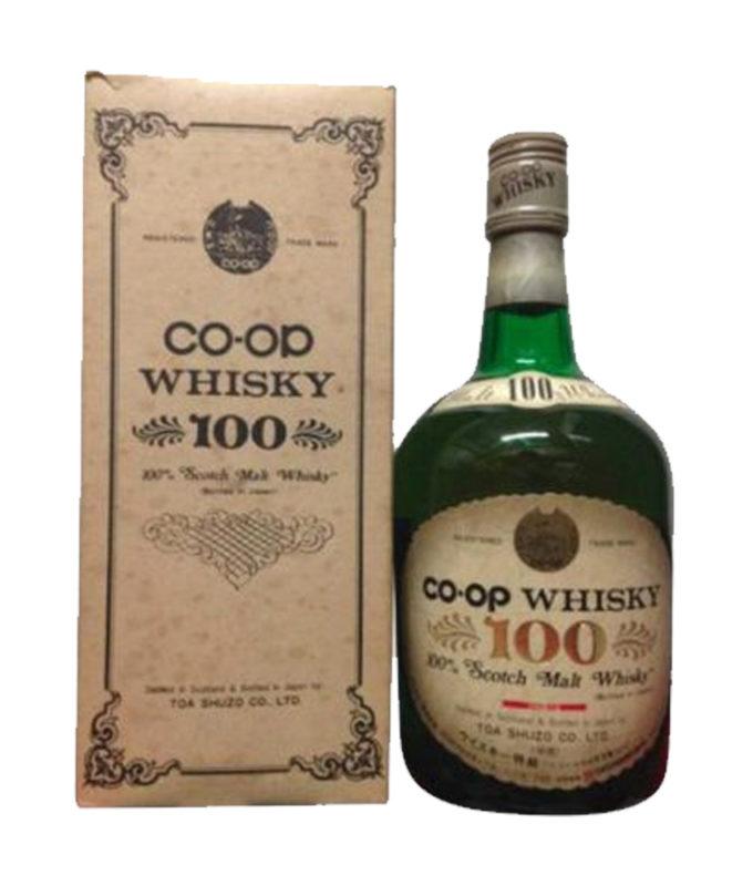 CO-OP Scotch Malt Whisky 100%