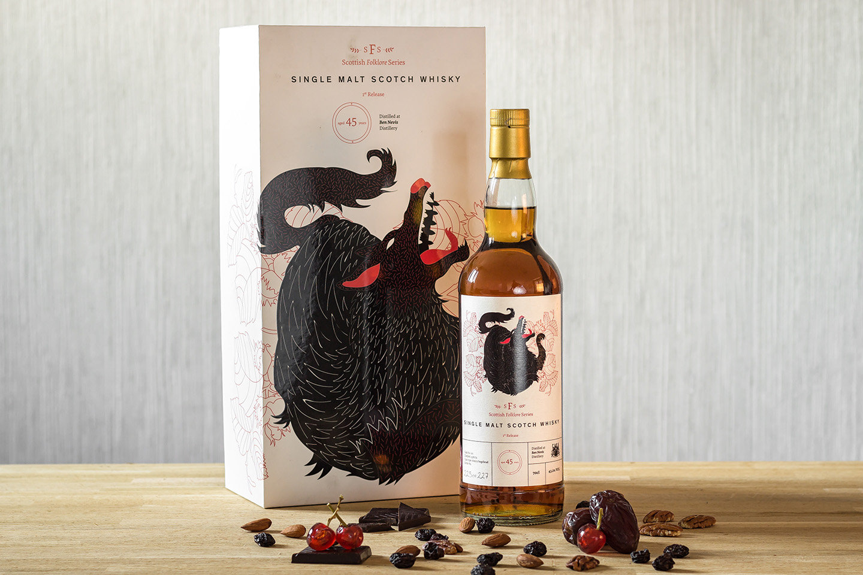 Ben Nevis 45 Year Old Top Shelf Whisky