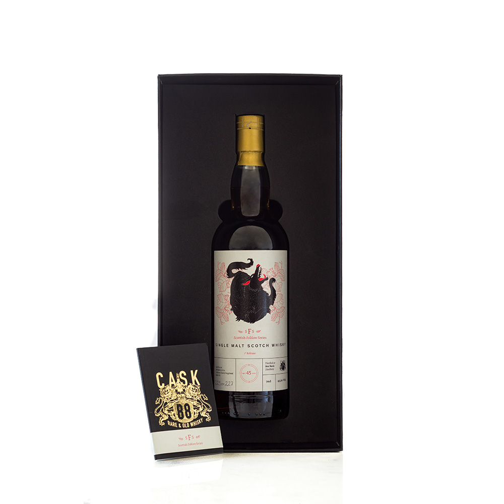 Ben Nevis 45 Year Old Rare Scotch Whisky