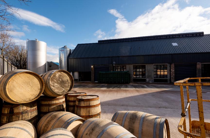 Bonnington Distillery Casks Available Now