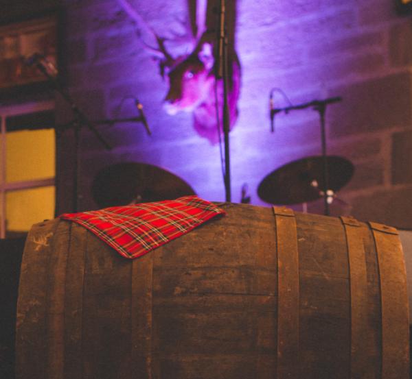 Scottish Cask of Whisky for Independent Bottling